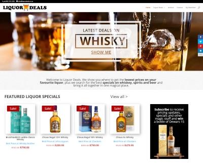 Link to Liquor Deals
